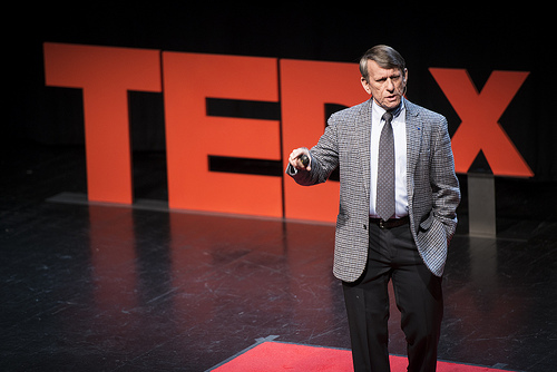 The top 5 TED talks about how to give a great TEDTalk