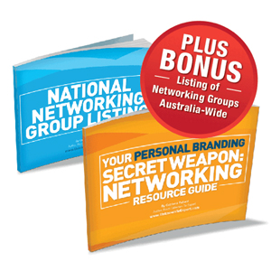 Your Personal Branding Secret Weapon: Networking Resource Guide